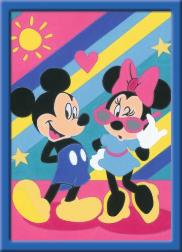 Ravensburger 277889 Malen Nach Zahlen Serie E Mickey