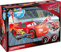 REVELL 00860 Cars Modellauto Lightning McQueen 1:20, ab 4 Jahre