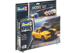REVELL Model Set 2010 Ford Mustang G