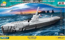 COBI 4806 AMERICAN SUBMARINE USS WAHOO