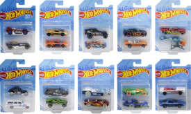 Mattel FVN40 Hot Wheels® 2-Car Pack Assortment