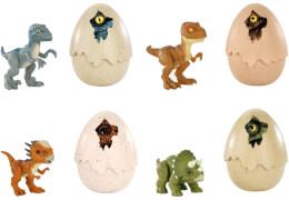 Mattel FXG85 Jurassic World Schlüpfender Dino sortiert