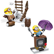 Mattel Mega Bloks Minions Movie Spaß-Packs sortiert