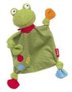 Sigikid Schnuffeltuch Flecken Frog