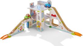 HABA Kullerbü  Spielbahn Parkhaus