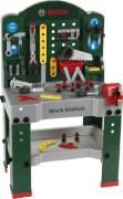 Theo Klein Bosch Kinder-Werkbank grün