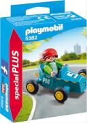 Playmobil 5382 Junge mit Kart