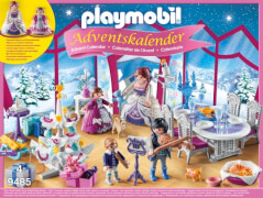 Playmobil 9485 Adventskalender ''Weihnachtsball im Kristallsaal''