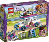 LEGO® Friends 41333 Olivias Rettungsfahrzeug, 223 Teile, ab 6 Jahre