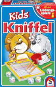 Schmidt Spiele 40535 Kniffel Kids, 2 bis 6 Spieler, ab 5 Jahre