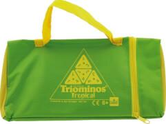 Triominos Tropical, für 2-4 Spieler, ca. 20 min, ab 6 Jahren