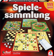 Schmidt Spiele 49139 111er Spielsammlung, 2 bis 6 Spieler, ab 6 Jahre