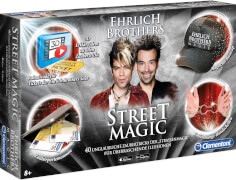 Clementoni Ehrlich Brothers Street Magic Zauberkasten