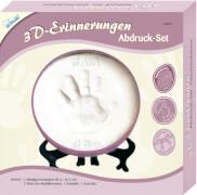 3D-Erinnerungen Abdruck-Set-Geschenk