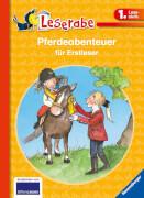 Ravensburger 36458 Leserabe Pferdeabenteuer für Erstleser