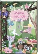Ars Edition - Feen - Meine Freunde, Freunde-Album, 64 Seiten, ab 6 Jahren