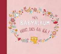 Mein Babyalbum - Hallo, das bin ich! (Mädchen)