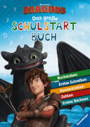 Ravensburger 49088 Dragons: Das große Schulstartbuch