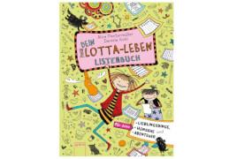 Arena - Dein Lotta-Leben. Listenbuch: Für deine Lieblingsdinge, Wünsche und Abenteuer, Lesebuch, 96 Seiten, ab 9 - 11 Jahre. Pan