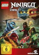 DV LEGO Ninjago Staffel 7.1