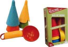 BIO by GOWI Sandform Eiscreme - Set 5