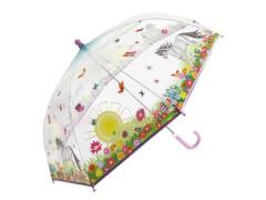 Kinder-Schirm transparent Pferd (4)