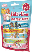CRAZE Bibi & Tina - Schnapp-Armband, ab 3 Jahre, sortiert