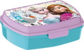 Disney Frozen Brotdose ohne Trennwand, lila
